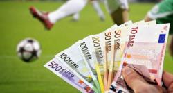 euros billets football ballon